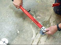 Installing Joint Stabiliser