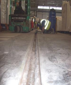 Concrete Floor Repair In Minutes Cg