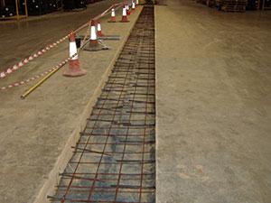 Full depth slab repair