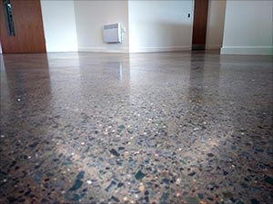 Premium Polished Concrete Floor Finish